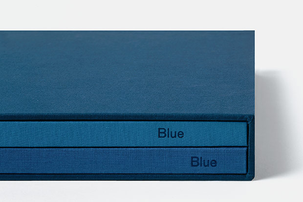 THE BLUE BOOKS